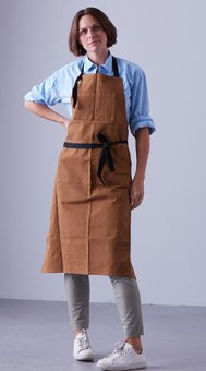 Apron, the big brown