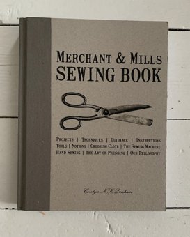 Sewing book