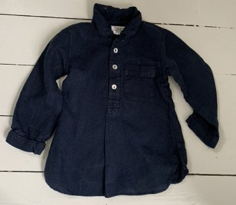 Nightshirt for children in linen