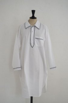 nightshirt cotton white